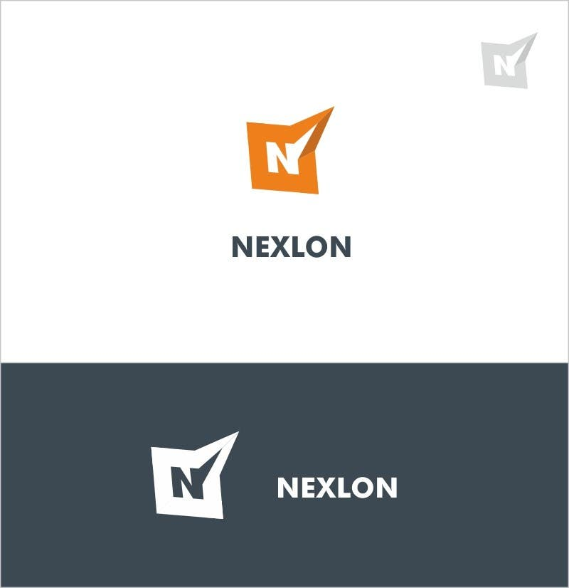 #65 for Logo Design for Nexlon by Seboff