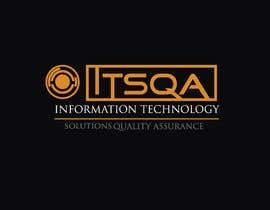 nº 109 pour ITSQA - Design a Logo par TasnuvaTonu