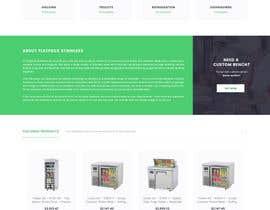 nº 12 pour I need some UI website design based on srs par abdullahlingga