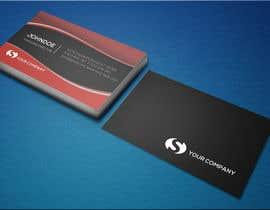 nº 856 pour Design some Business Cards par monira405