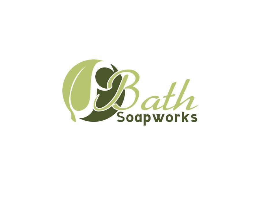 Proposition n°16 du concours Design a Logo for Bath Soapworks