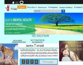 nº 7 pour Website design par mdatikurrahman99