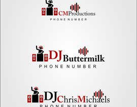 nº 1 pour Design Mobile DJ Logos par charlesnoel