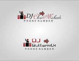 nº 10 pour Design Mobile DJ Logos par charlesnoel