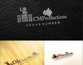 nº 12 pour Design Mobile DJ Logos par charlesnoel