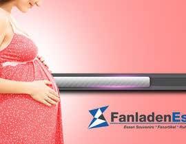 nº 1 pour Pregnant Lady combination with logo par devilboy291986