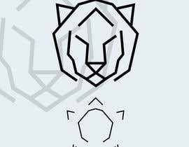 nº 18 pour Design geometric animal heads icons par Stellarhorse