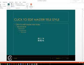 nº 2 pour Urgent - MS Powerpoint Template to be made par habib79in