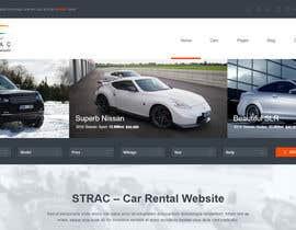 nº 6 pour Design a Website and Mobile App Mockup par shahadotrahat