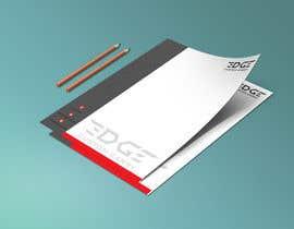 nº 34 pour Design a letterhead par koleems