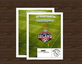 nº 5 pour URGENT Design a Cover Page for Soccer Tournament Program par Fathmask