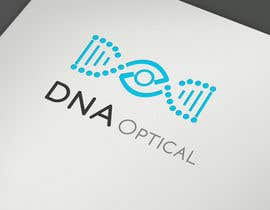 nº 228 pour Design a Logo DNA Optical par robiulrobin26
