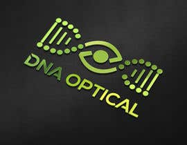 nº 233 pour Design a Logo DNA Optical par robiulrobin26