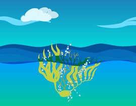 nº 48 pour Quickly need artistic diagram similar to ocean kelp above-below water par jdidiayman