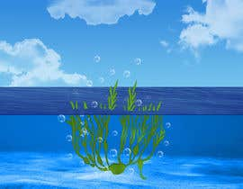 nº 50 pour Quickly need artistic diagram similar to ocean kelp above-below water par yeadul