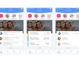 nº 50 pour Design an App Mockup par deditrihermanto
