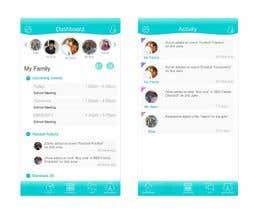nº 42 pour Design an App Mockup par saliyachaminda