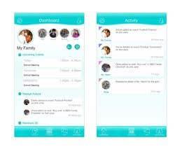 nº 45 pour Design an App Mockup par saliyachaminda
