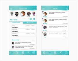 nº 60 pour Design an App Mockup par saliyachaminda
