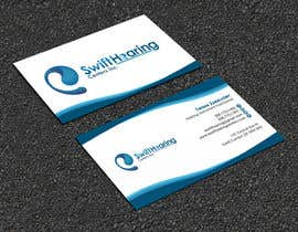 nº 30 pour Design a business card par shopon15haque