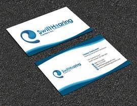 nº 31 pour Design a business card par shopon15haque