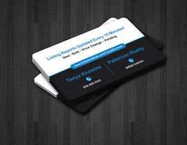 nº 14 pour Design a business card-sized leave behind par papri802030