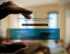 nº 29 pour Design a business card-sized leave behind par rahmatullahcse