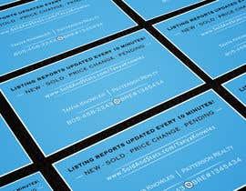 nº 34 pour Design a business card-sized leave behind par WillPower3
