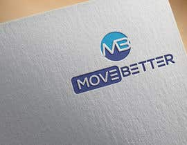 nº 48 pour Logo - Move Better par mahirfoyshal