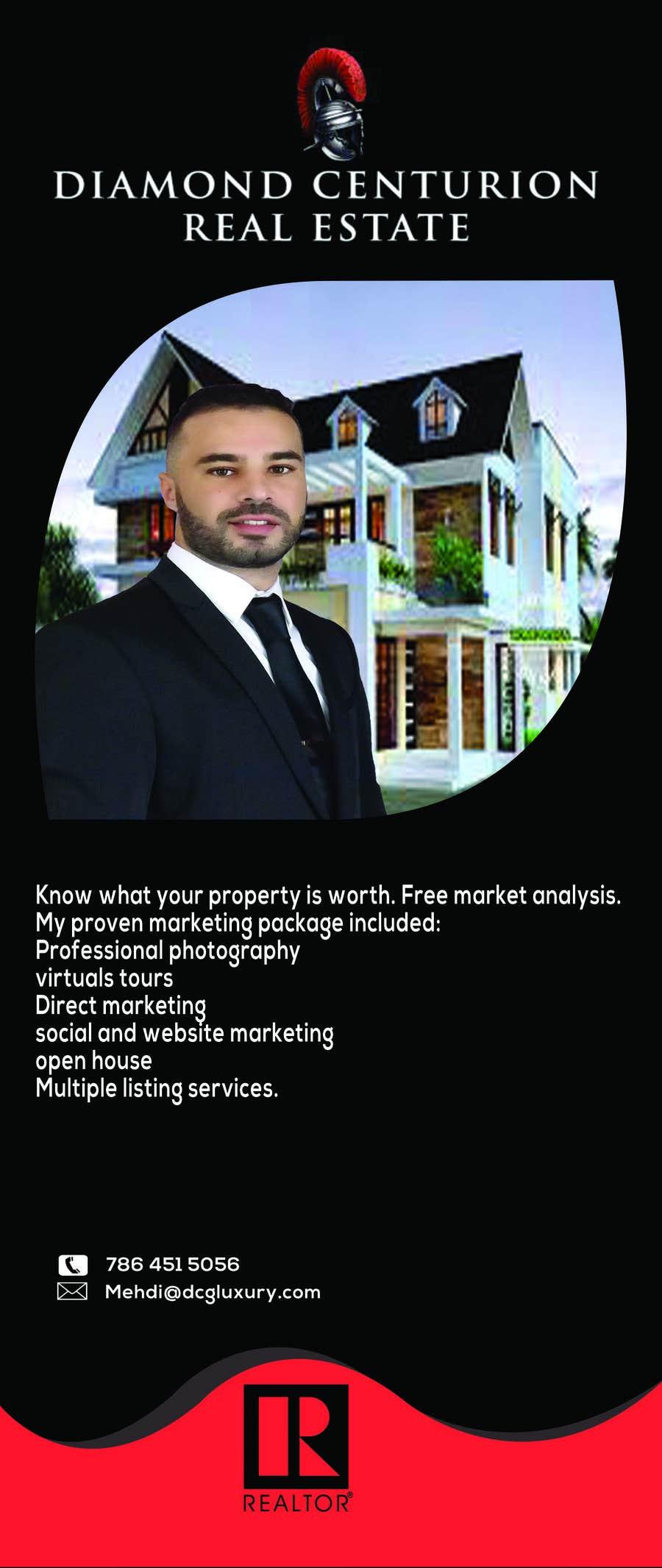 Proposition n°13 du concours Flyer real estate
