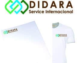 #49 para Diseñar un logotipo for DIDARA SERVICE INTERNATIONAL de SOHOCREATIVES