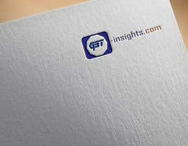 nº 28 pour Design a Logo for GST-insights.com Website par mufaysal365