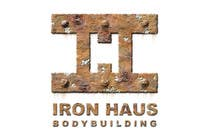 Graphic Design Contest Entry #4 for Logo Design for Iron Haus Bodybuilding