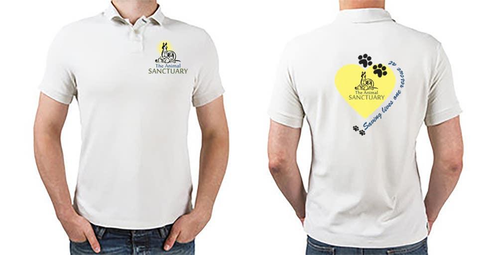 Proposition n°21 du concours T-shirt design