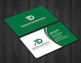 nº 8 pour Design some Business Cards par papri802030