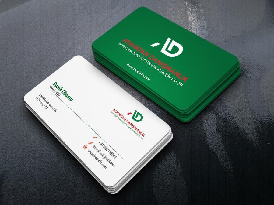 Proposition n°71 du concours Design some Business Cards