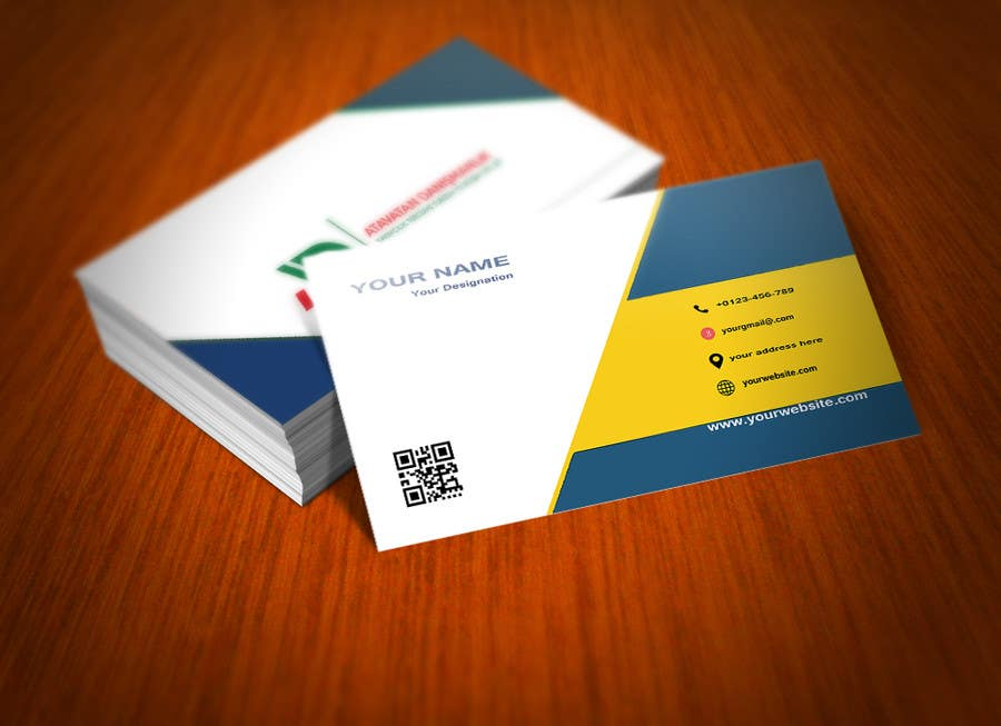 Proposition n°39 du concours Design some Business Cards