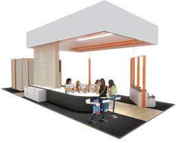 nº 56 pour Create an oxygen bar kiosk. par zenlix