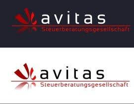 #40 untuk Logo Design for avitas Steuerberatungsgesellschaft oleh ishans