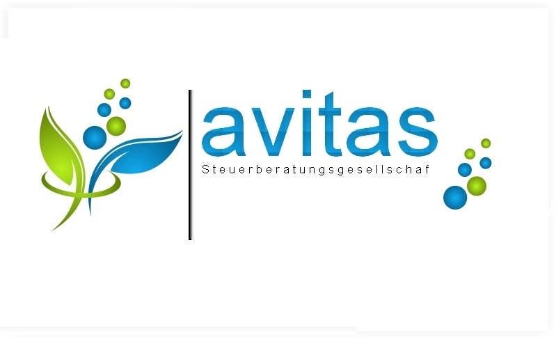 Bài tham dự cuộc thi #120 cho Logo Design for avitas Steuerberatungsgesellschaft