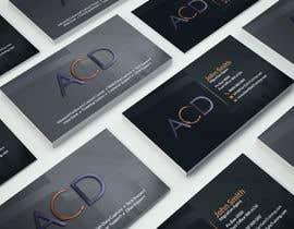 nº 174 pour Business Card Design par papri802030