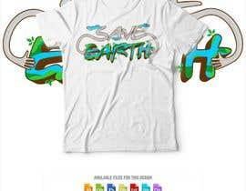 nº 26 pour Design a unique T-shirt par harmeetgraphix