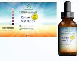 nº 15 pour Create a Label and Packaging  for my ketone test strips product. par imtiazmaruf34