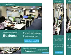 nº 3 pour Design a Banner in Marketing web par Hasanabedin