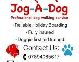 nº 16 pour Branding for a dog walking company! par chr1sann