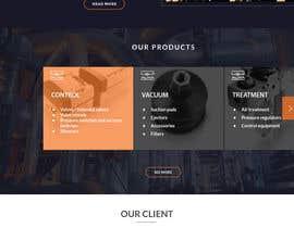 nº 11 pour Interactive website design and promotion through Google or SEO par ByteZappers