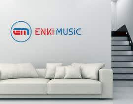 nº 118 pour Design a Logo for Enki Music par graphicground