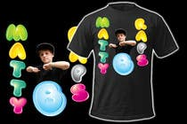 Graphic Design Конкурсная работа №84 для Cool T-shirt Design for MattyBRaps