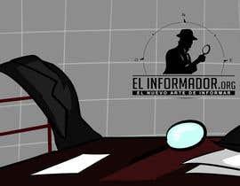 nº 4 pour Make a sketch design for the project El Informador / Hacer un boceto para el diseño web de El Informador par colossuslc