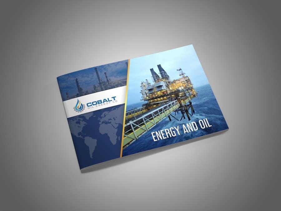 Proposition n°50 du concours Cobalt Oil Energy poster cover